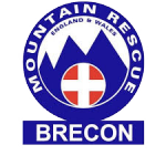 Brecon Mountain Rescue Logo