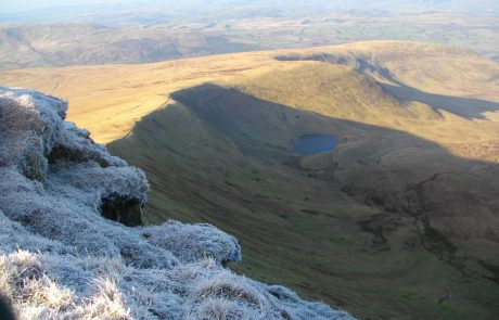 View from Summit of Corn Du