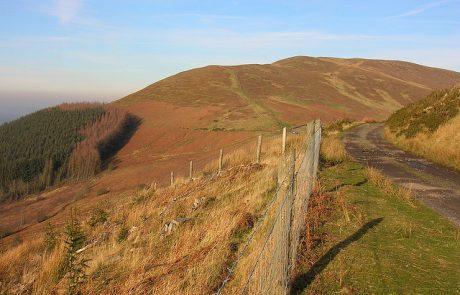 Looking towards Tor-y-Foel (Taster Route)